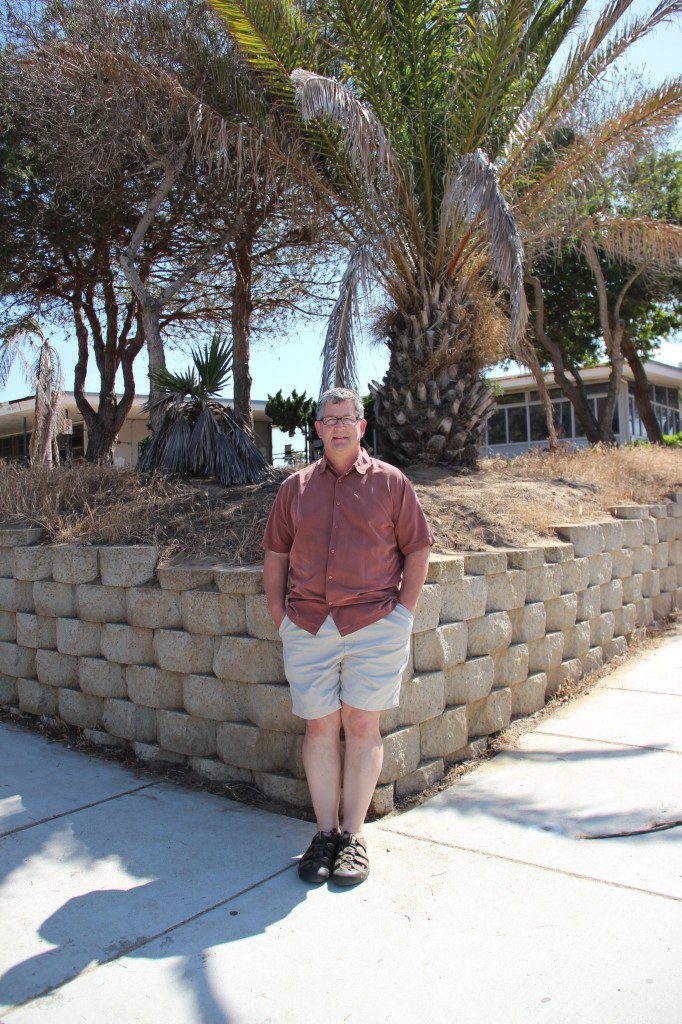 Encinitas Deputy Mayor Tony Kranz was instrumental in the city's acquisition of the treasured Pacific View property.