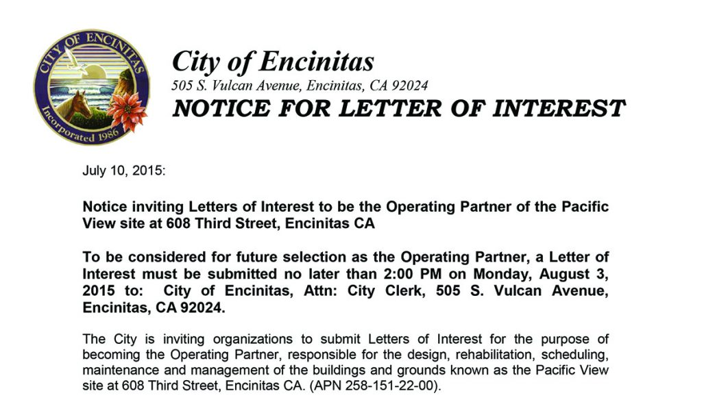 Letter of Interest, July 10, 2015.pdf
